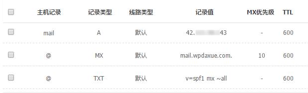 Centos服务器lnmp环境下安装Postfix,替换sendmail发送邮件