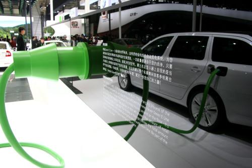 """日媒:中国成为纯电动汽车创新""""广阔试验场"""""""