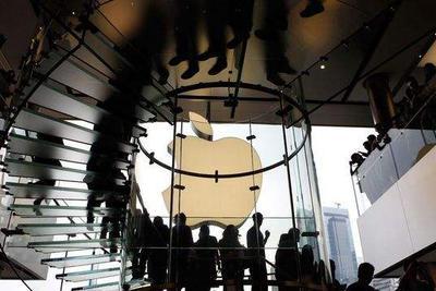苹果第二季度大中华区营收同比下滑21.5%