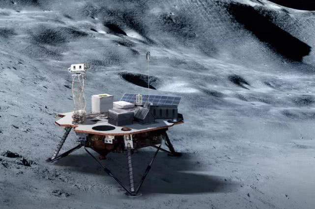 美国宇航局选定3家公司向月球发送登陆器 研究月球表面