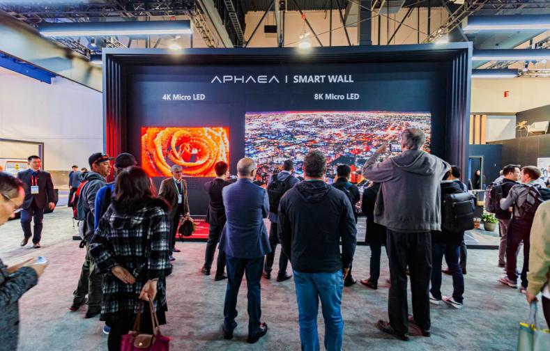 康佳CES推Smart Wall系列新品 并宣布成立北美分公司
