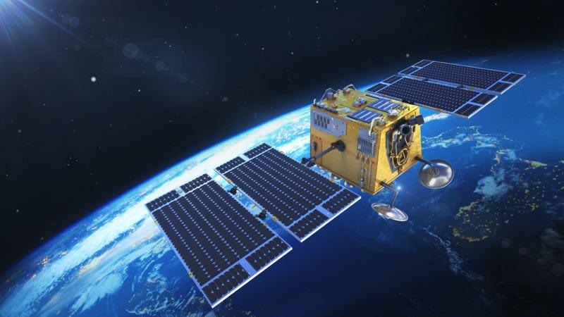 中国首颗5G卫星通信试验成功:通信能力达10Gbps