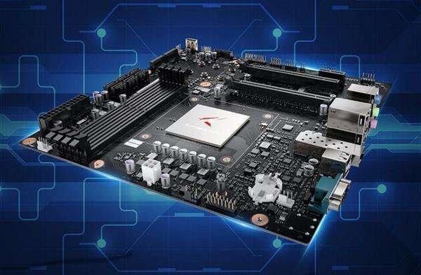 福建海峡星云交付首台华为鲲鹏芯片电脑整机