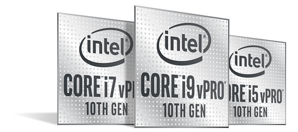 Intel正式发布第十代博锐:普及10核心、性能提升达40%