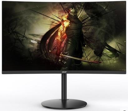 宏碁全新27寸曲面显示器上架:240Hz 1699元