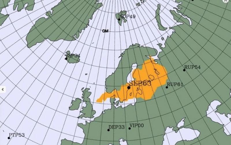 爱沙尼亚空气中检测到少量核粒子,不危害人类健康