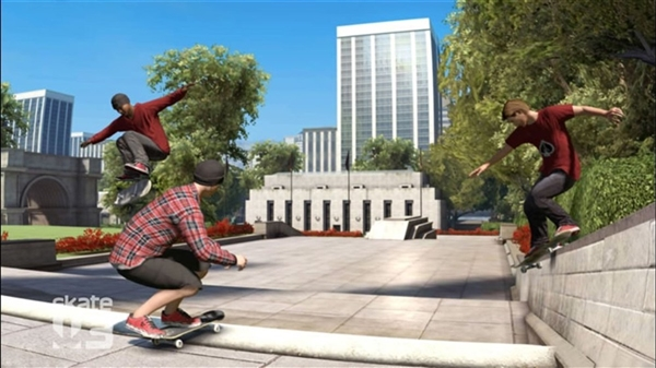 时隔10年:EA宣布经典体育游戏《滑板》正统续作
