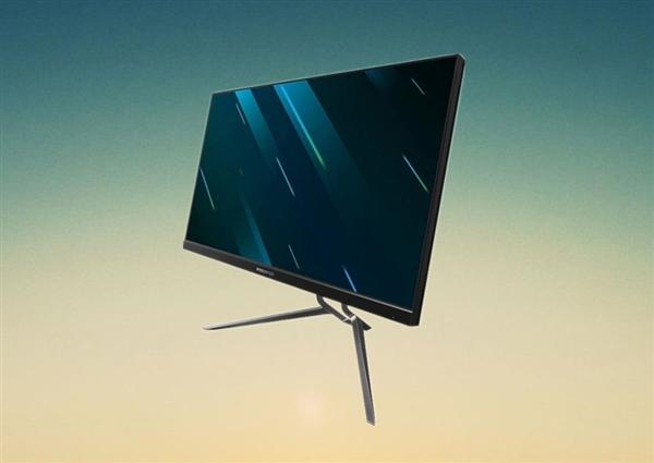 宏碁发布新款4K 144Hz掠夺者电竞显示器:31.5寸IPS屏、0.5ms超低延迟