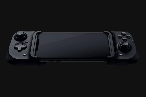 雷蛇推出全新游戏手柄Razer Kishi:安卓/iOS通用!