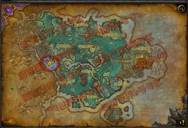 魔兽世界6.1寻宝合同德莱尼技师在哪 wow6.1寻宝合同德莱尼技师任务攻略