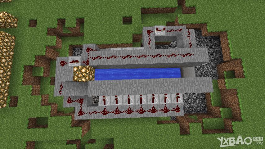 我的世界高级红石大炮怎么做_我的世界红石大炮攻略推荐
