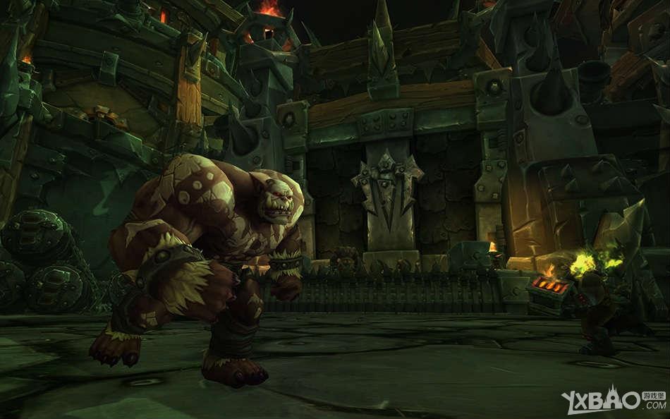 魔兽世界6.2地狱火奇袭打法攻略_wow6.2地狱火堡垒1号boss怎么打-冯金伟博客园