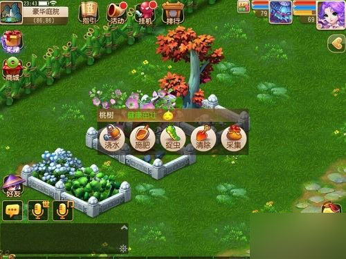 梦幻西游手游庭院中能种哪些植物 庭院中种植植物方法介绍