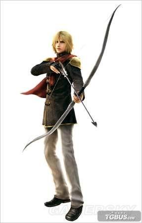 最终幻想零式HD角色介绍 托雷Trey技能及玩法心得