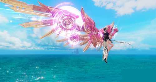 天谕新翅膀玫焰F16怎么得 美艳翅膀飞行属性外观介绍