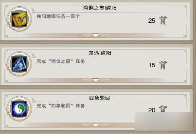 剑网3纯阳地图成就怎么做 剑网3纯阳地图成就任务攻略
