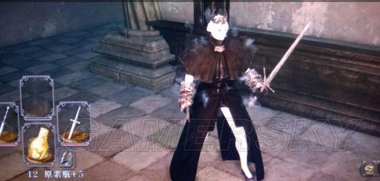 黑暗之魂3太阳直剑属性及获得方法