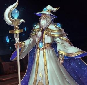 英魂之刃白袍巫师怎么出装_英魂之刃白袍巫师技能加点攻略