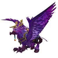 魔兽世界7.0紫色角鹰兽坐骑获得方法及视频展示