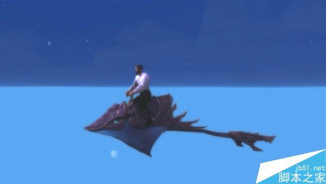 魔兽世界7.1水上坐骑暗水鳐鱼获取攻略