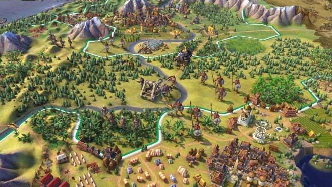 文明6地图大小怎么修改_文明6地图大小的修改方法(推荐)