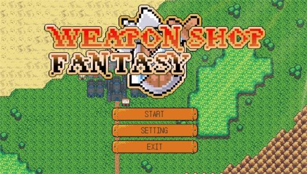 武器店物语(Weapon Shop Fantasy)快速赚钱攻略