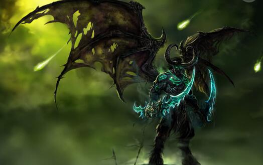 魔兽世界7.3.5浩劫DH圣物最佳虚空熔炉特质选择攻略