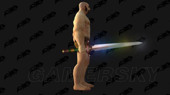 魔兽世界炫彩之剑怎么得 炫彩之剑获得方法
