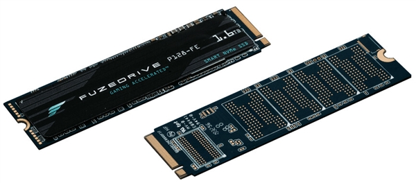 AMD StoreMI幕后公司首发SSD:128GB SLC永久缓存