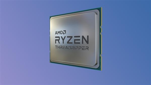 AMD 64核撕裂者PRO 3995WX首曝:八通道、128条PCIe 4.0