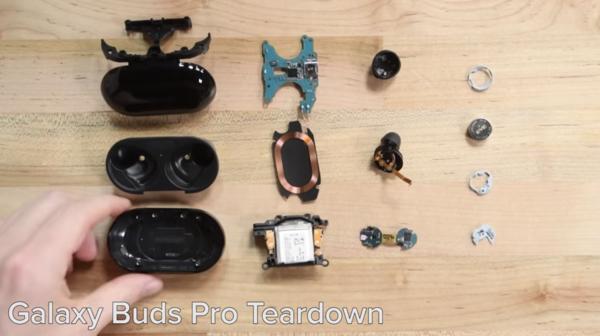 三星Galaxy Buds Live全球首拆 没想到换电池还挺容易
