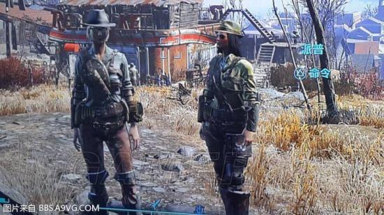 辐射4可改造防弹布帽子及衣服一览
