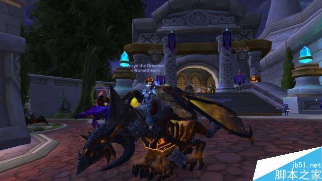魔兽世界7.1卡拉赞之夜成就及燃烬巨龙获取攻略