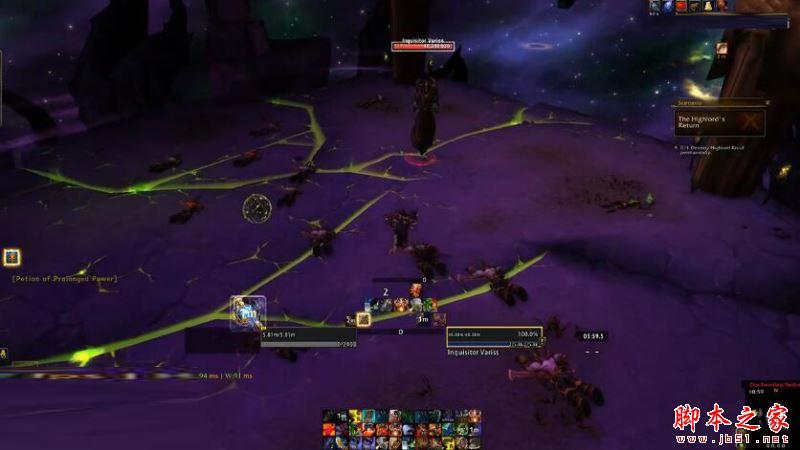 魔兽世界7.2法师塔防战挑战神器隐藏外观打法详细攻略