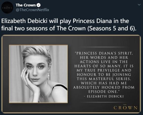 《信条》女主角变身戴安娜