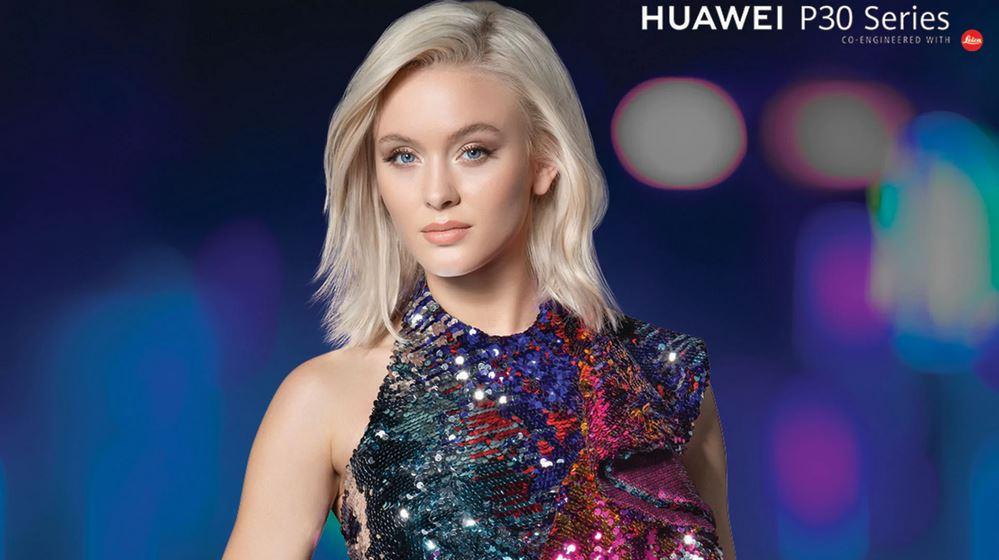 """瑞典歌手声称代言华为妨碍""""批评中国"""",华为回应"""