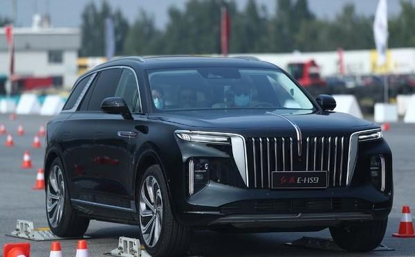 红旗E-HS9北京车展正式开启预售 预售价为55-75万元-风君子博客