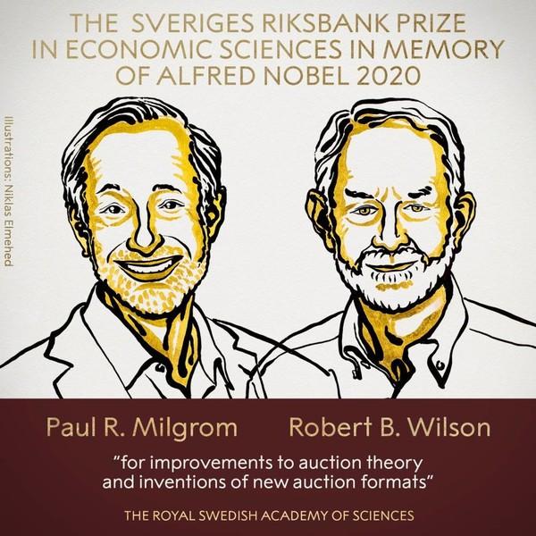 2020诺贝尔经济学奖揭晓 新的拍卖理论到底是个啥?