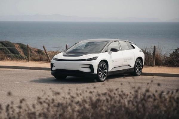 法拉第未来获3亿股权融资贷款 或推进FF 91车型量产