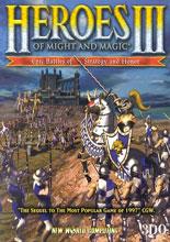 英雄无敌3秘籍-Heroes of Might and Magic 3秘籍
