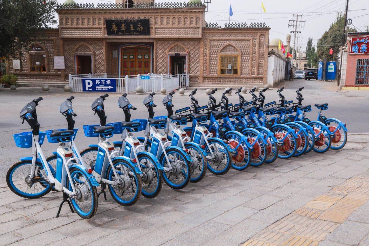 哈啰出行宣布进驻新疆,两轮业务覆盖达400城