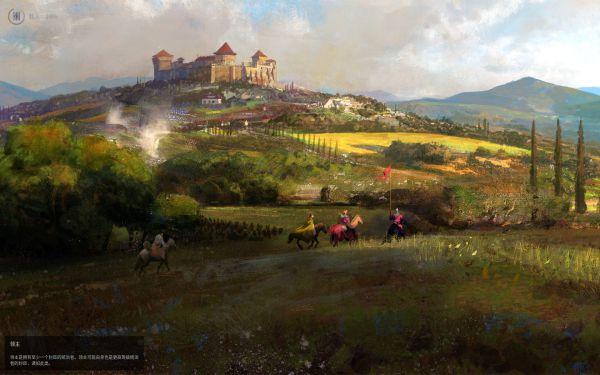 《十字军之王3》修改特殊建筑属性方法介绍