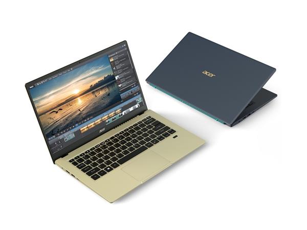 宏碁发布Swift 3X笔记本:Intel Iris Xe MAX独立显卡降临