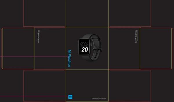 小米手表Lite获FCC认证:方形表盘 彩色显示屏