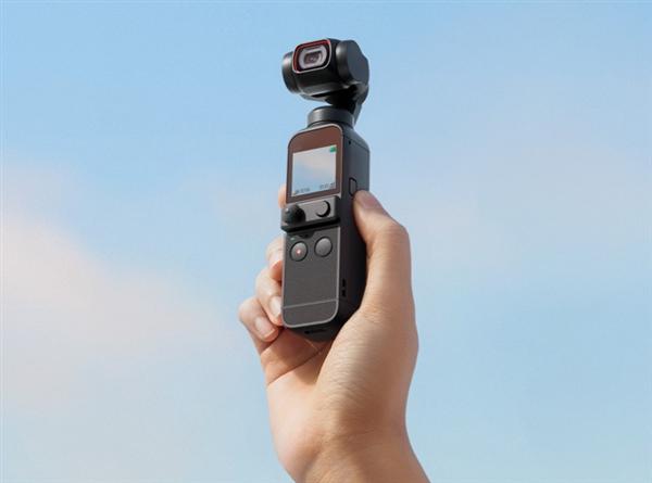大疆发布口袋相机Pocket 2:旗舰手机CMOS 2499元