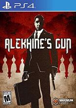 阿廖欣的枪游戏秘籍指令-Alekhine's Gun秘籍