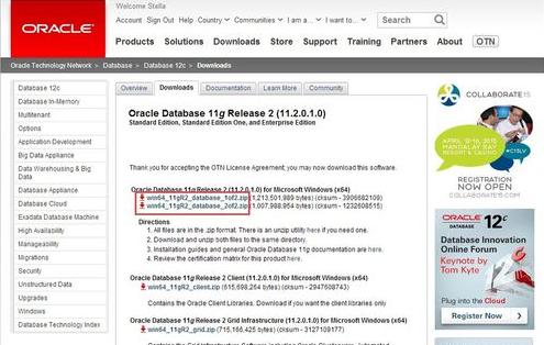 oracle 11g安装图解 Oracle 11g服务器安装图文教程