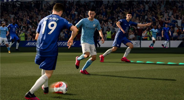 PC版FIFA 21画质不如新主机 EA回应:太高了你们玩不动