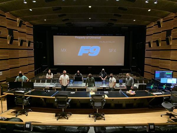 《速度与激情9》导演曝照宣布完工:将在第11部后完结