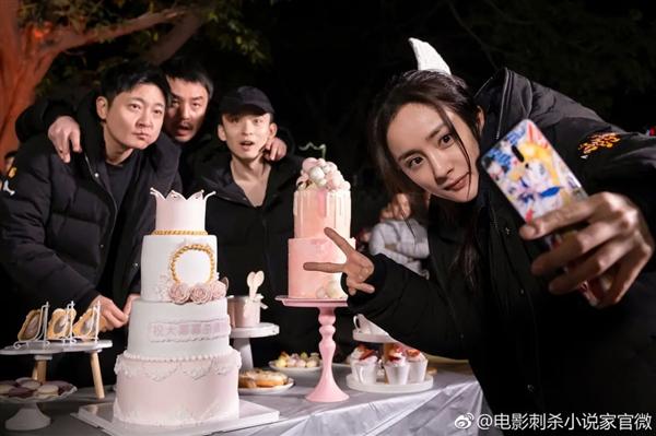 人气小说《刺杀小说家》电影版官宣:大年初一上映、杨幂雷佳音主演